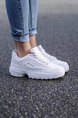 Sneakers - Bianca Hvit