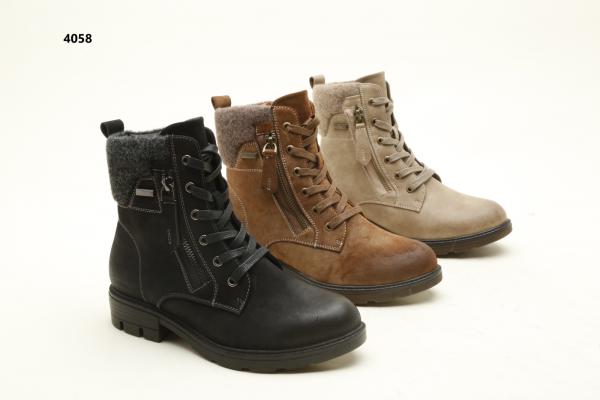 Boots - Karen svart