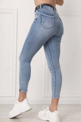 Jeans - Thea blå