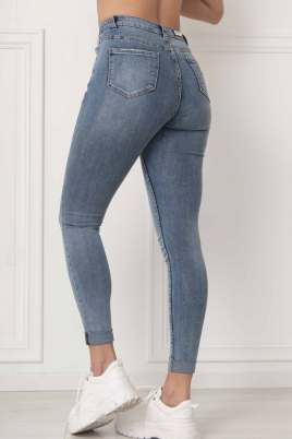 Jeans - Trine blå