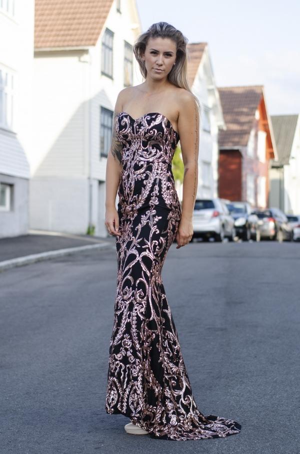 Kjole - North Exclusive Sara Svart