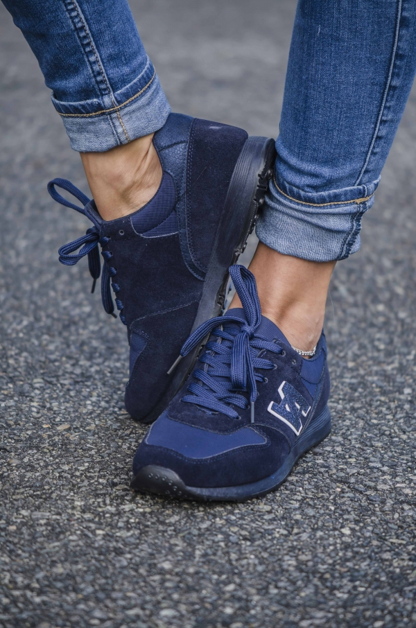Sneakers - Mira Navy New 2018