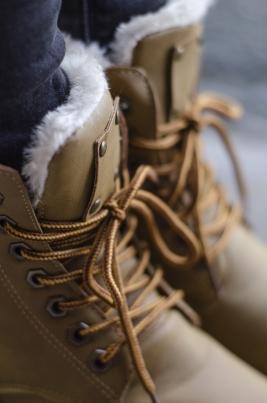 Boots - Marit kamel Vinter