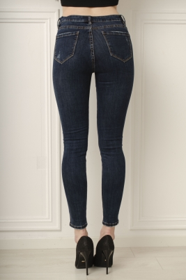 Jeans - Ella blå
