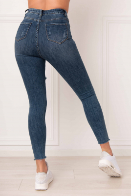 Jeans - Pia blå