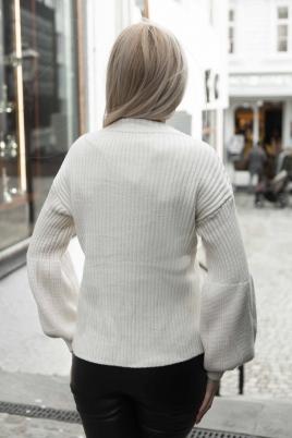 Genser - Maren hvit