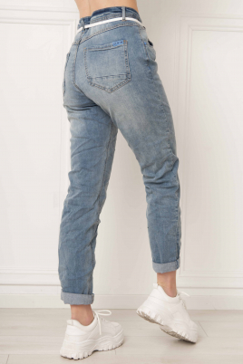 Jeans - Silje blå