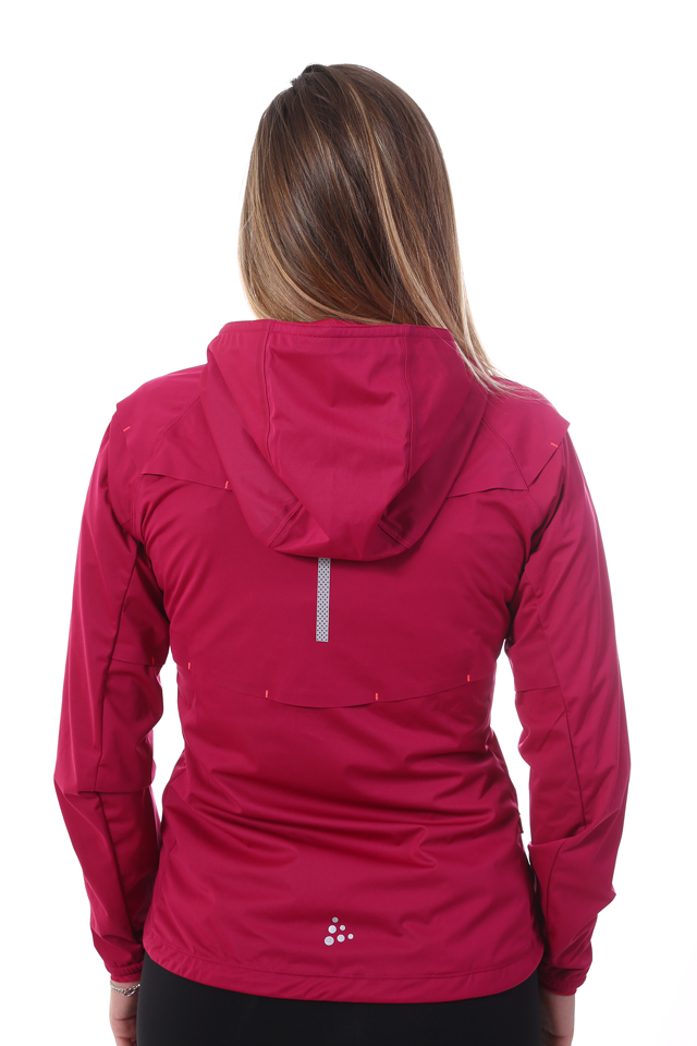 Motehus AS Treningsjakke Craft Weather rosa