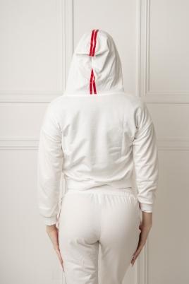 Kosedress - Reese hvit