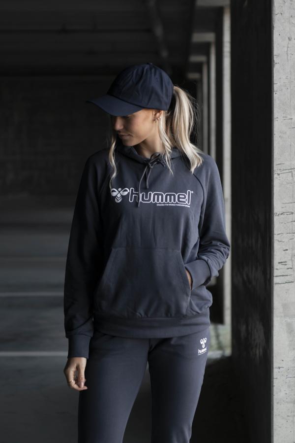Hummel - NONI Hoodie navy