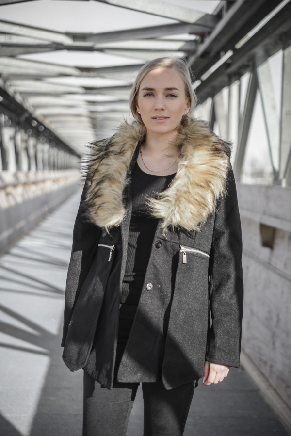 Jakke - North Exclusive Marielle Svart