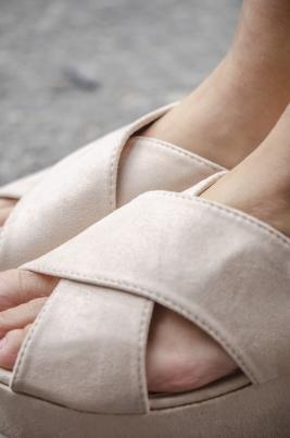 Sandaler - Natalie beige