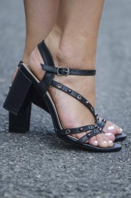 Sandaler - Mia Svart