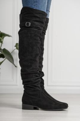 Støvletter - Fie svart