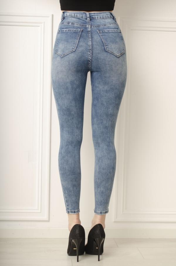 Jeans - Mira blå