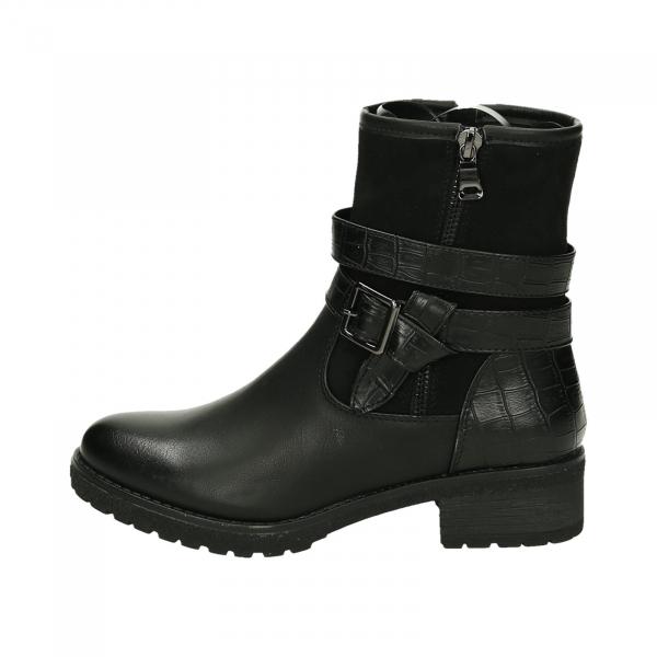 Boots - Katja svart