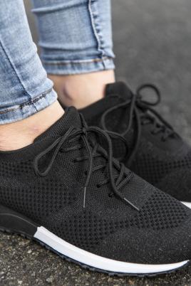 Sneakers - Katrine svart