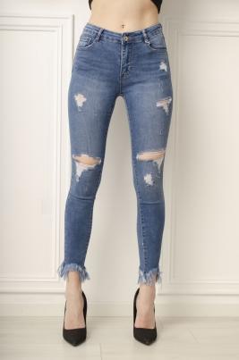 Jeans - Roxane blå