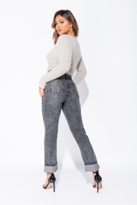 Cardigan - Karoline grå