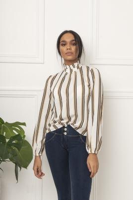 Skjorte - Ella hvit
