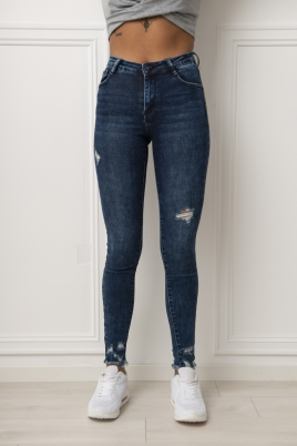 Jeans - Ruth blå