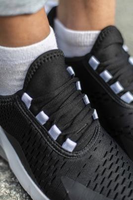Sneakers - Lene svart/hvit