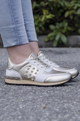 Sneakers - Emilia Champagne