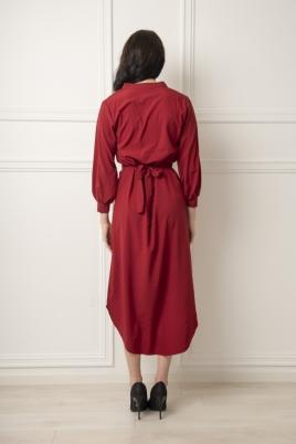 Kjole - Camille rød