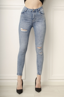 Jeans - Anne blå