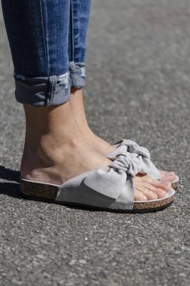 Sandaler - Jasmin grå