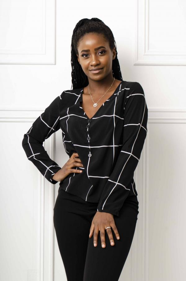 Skjorte - Sara svart