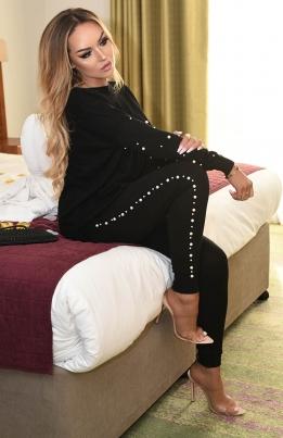 Kosedress - Melina svart