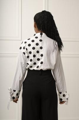 Skjorte - Carolina hvit