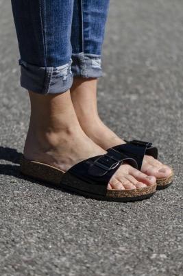 Sandaler - Synne svart