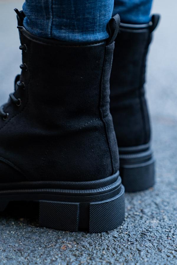 Boots - Lily svart