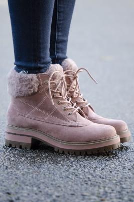 Boots - Sanna rosa