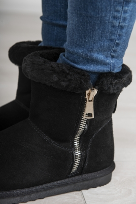 Boots - Lone svart