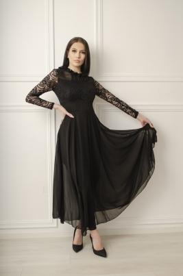 Kjole - Brianna svart
