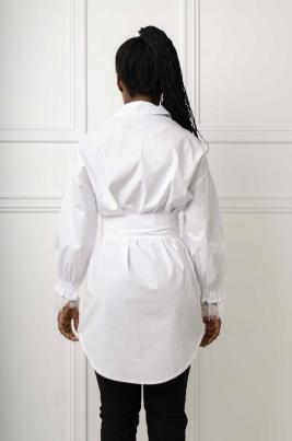 Skjorte - Vivian hvit