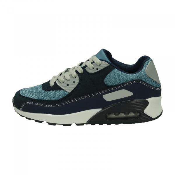 Sneakers - Kristine jeansblå