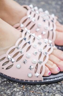 Sandaler - Pia rosa