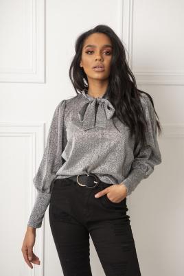 Skjorte - Amanda grå