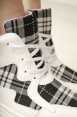 Sneakers - Sierra grå