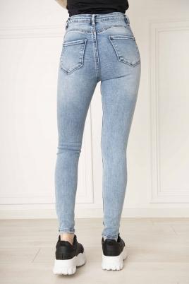 Jeans - Amanda blå