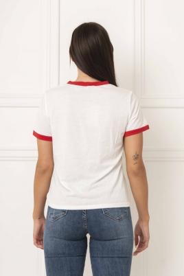 T-skjorte - Bea hvit