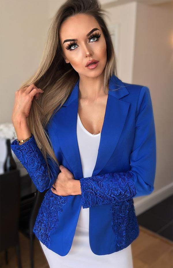 Blazer - Hermine blå