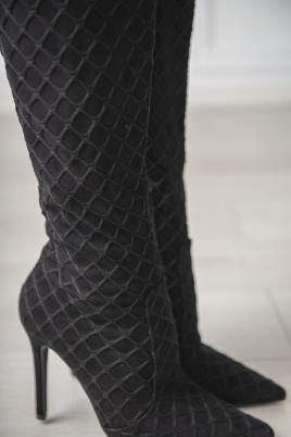 Støvletter - Ruby svart