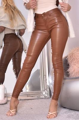 Bukse - Jordan brun