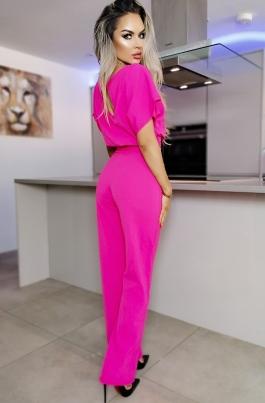 Jumpsuit - Judith pink