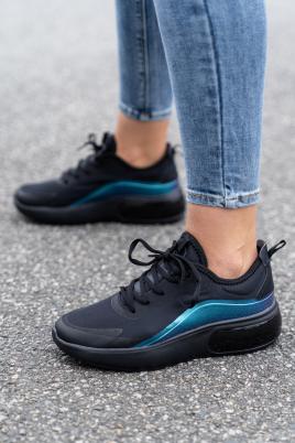 Sneakers - Ara svart